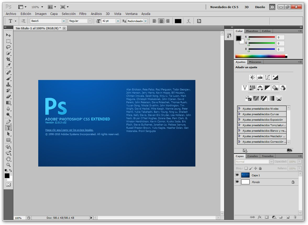 Photoshop CS5 Free Trial - Download Adobe
